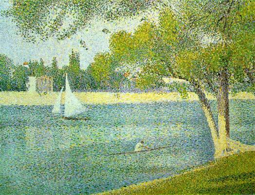 La Seine à la Grande-Jatte