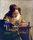 Jan vermeer 1632 1675 for Biographie de vermeer
