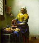 Vermeer - La Laitière