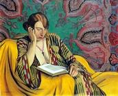 La liseuse - 1922