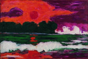 vente au royaume uni officiel 50% de réduction Emil NOLDE ( 1867 - 1956) figure de l'expressionisme allemand..